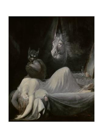 The Nightmare, Ca. 1790-91