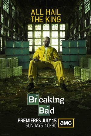 Breaking Bad - All Hail the King Bryan Cranston