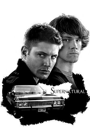 Supernatural Style OO1 Poster