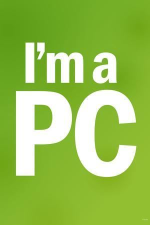 I'm a PC (Green)