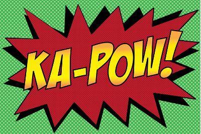 Ka-Pow! Comic Pop-Art