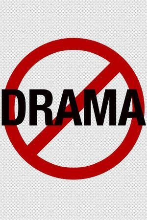 No Drama Allowed Humor