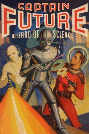 Captain Future Wizard of Science Television