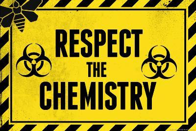 Respect the Chemistry Biohazard Television