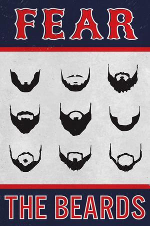 Fear the Beards MLB Sports