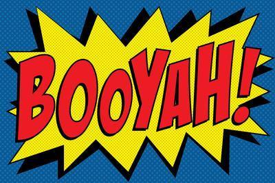 Booyah! Comic Pop