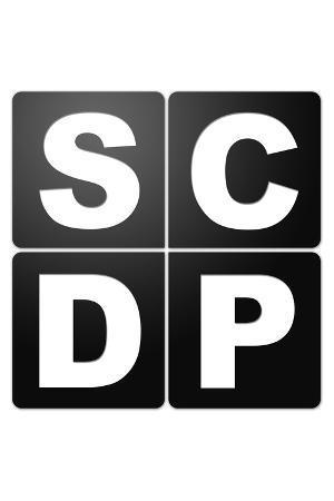 SCDP Agency Logo Television