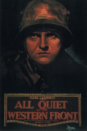 All Quiet on the Western Front Movie Louis Wolheim Lew Ayres