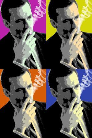 Madison Avenue Pop Art Collage