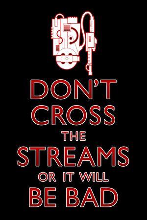 Don't Cross The Streams Movie