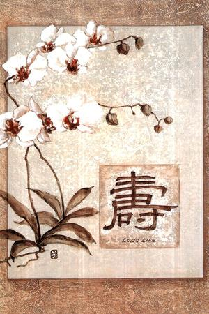 Oriental Long Life Floral