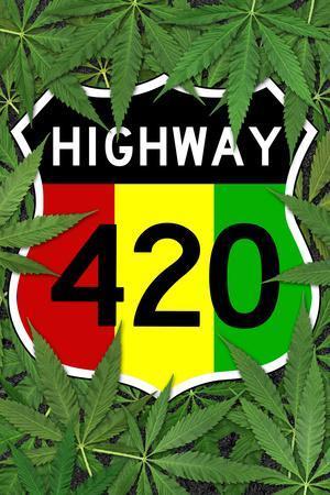 Highway 420 Marijuana