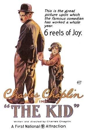 The Kid Movie Charlie Chaplin