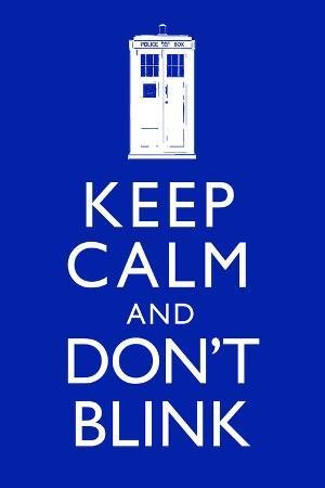 Keep Calm and Don't Blink Television