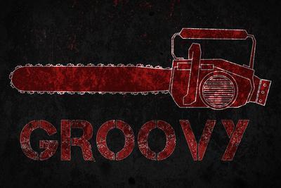 Groovy Chainsaw Movie