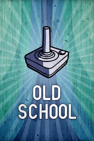 Old School Video Game