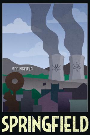 Springfield Retro Travel