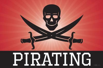 Pirating Red Pirate