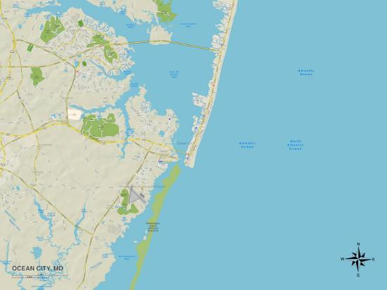 Political Map of Ocean City, MD on bridgeville md map, hamilton md map, cape charles md map, cape may md map, saint michaels md map, salisbury md map, severna park md map, oxford md map, rockford md map, ocean city maryland, city of newark nj ward map, seaford md map, fenwick island de map, hotels in colorado springs map, somerset md map, u.s. waterways map, virginia md map, mountains to sea trail nc map, clifton md map,