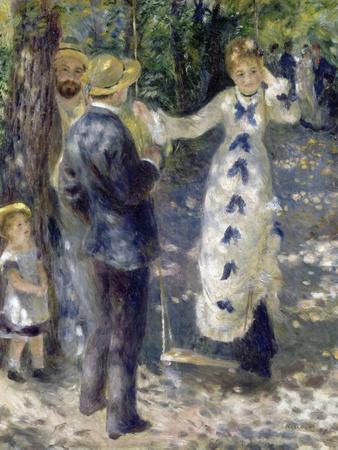 La Balan§Oire (The Swing) by Pierre-Auguste Renoir