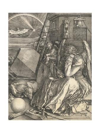 Melencolia I by Albrecht D¼rer