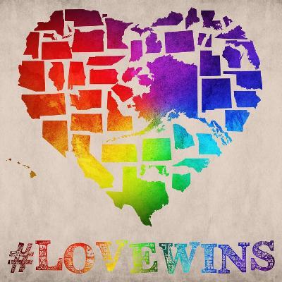 Love Wins Map