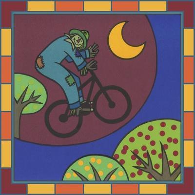 Stitch the Scarecrow Bike 3