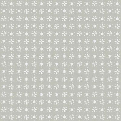Pattern Grey Stars