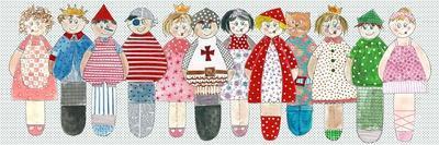 Fairytale Character Dolls