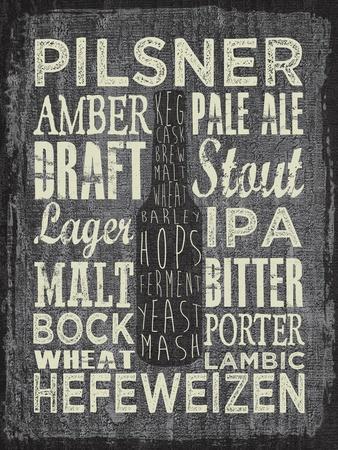 Beer Sign III