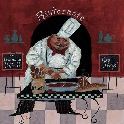 Chef Kitchen Menus
