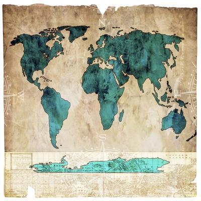 Sea Map I