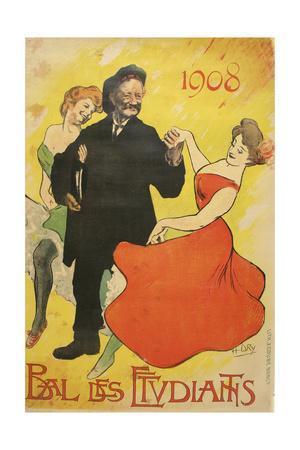 Bal Des 1908