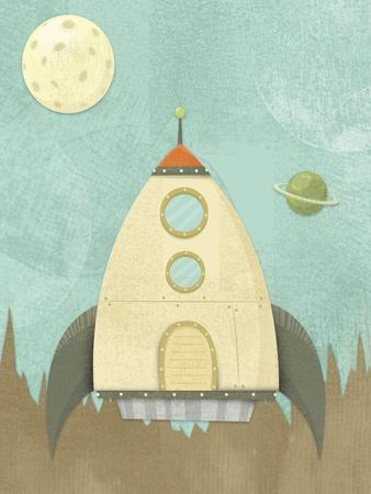 Kids Spaceship