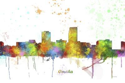 Omaha Nebraska Skyline MCLR 1