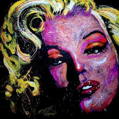 Marilyn Joker 001