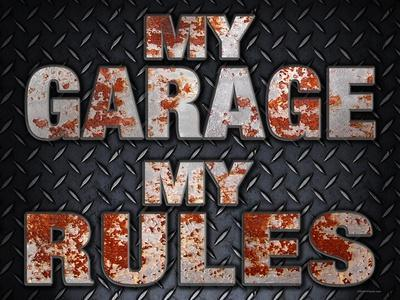 My Rules Garage