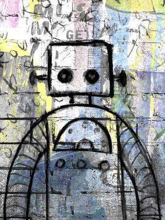Graffiti Robot Color