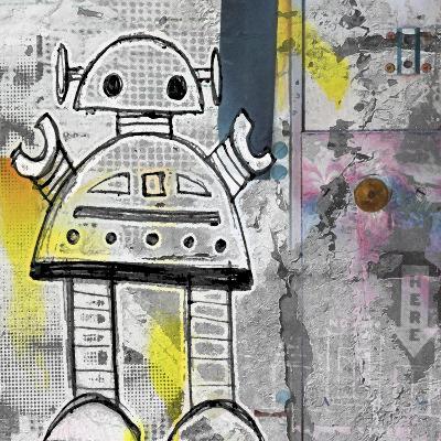 Girly Grunge Robot