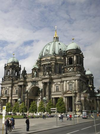 The Berlin Cathedral, Berlin, Germany