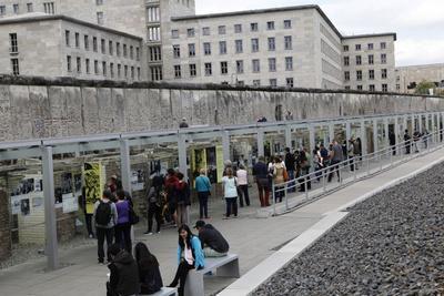 Berlin Wall Today in Berlin, Germany
