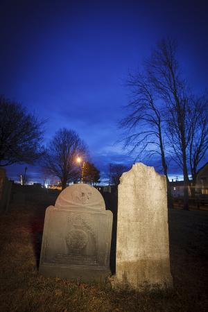 Point of Graves Burying Ground, Portsmouth, New Hampshire