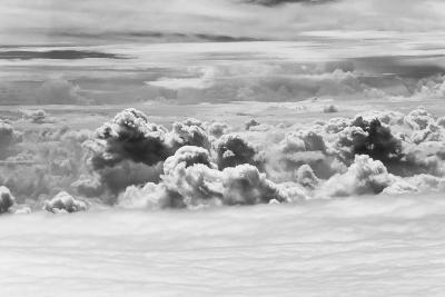 Aerial View of Clouds, Guyana