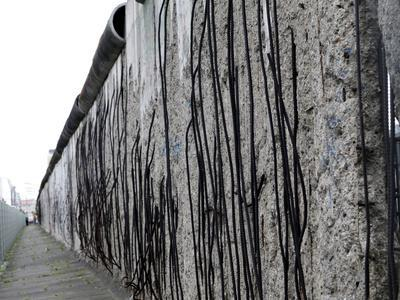 Berlin, Germany. Berlin Wall Today