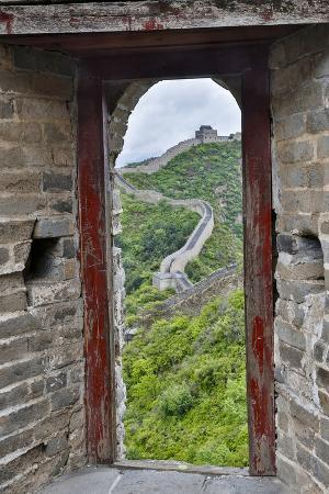 The Great Wall of China Jinshanling, China