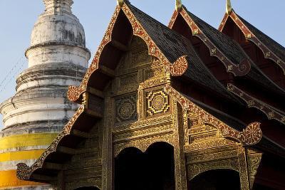 Wat Phra Singh, Chiang Mai, Thailand, South East Asia