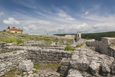 Bulgaria, Central Mountains, Shumen, Ruins of the Shumen Fortress