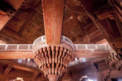 Fatehpur Sikri. Mughal Empire Mosque. Bharatpur. Rajasthan. India