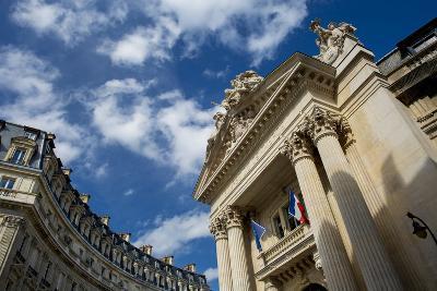 Bourse de Commerce Building, Paris, Ile-De-France, France