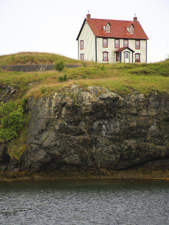 North America, Canada, Nl, House in Town of Trinity